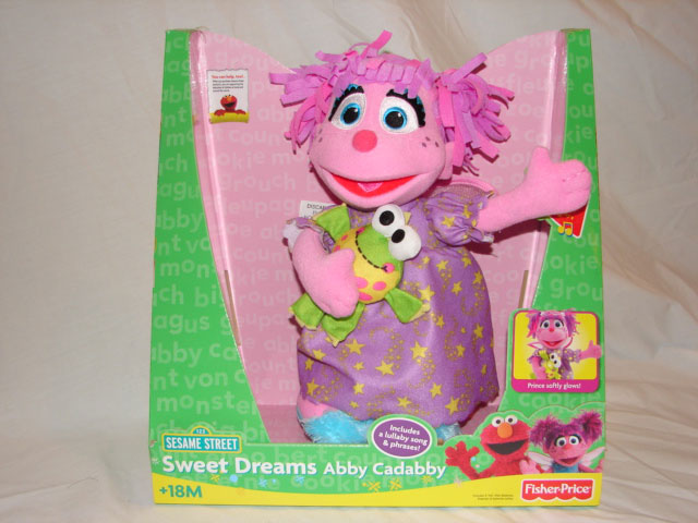 Fisher-Price Sweet Dreams Abby Cadabby Model #L9053